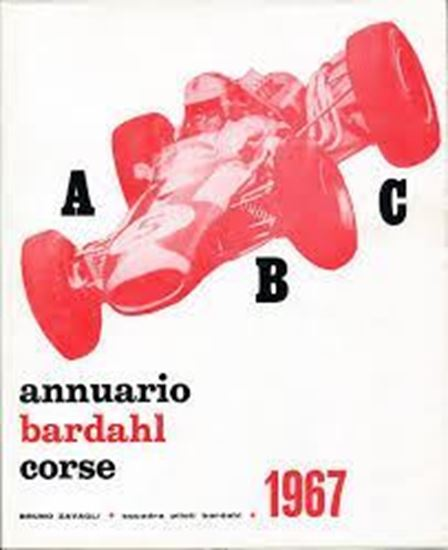 Picture of ABC ANNUARIO BARDAHL CORSE 1967