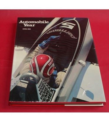 Immagine di AUTOMOBILE YEAR N. 29 1981/1982