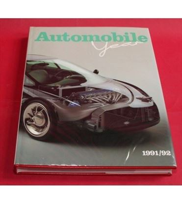 Immagine di AUTOMOBILE YEAR N. 39 1991/1992
