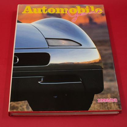 Immagine di AUTOMOBILE YEAR N. 40 1992/1993