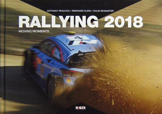 Immagine di RALLYING 2018 MOVING MOMENTS