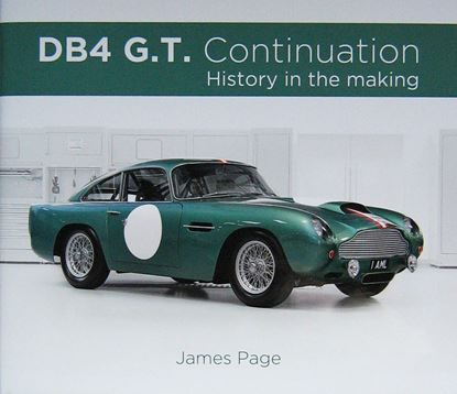 Immagine di ASTON MARTIN DB4 G.T.CONTINUATION: History in the Making