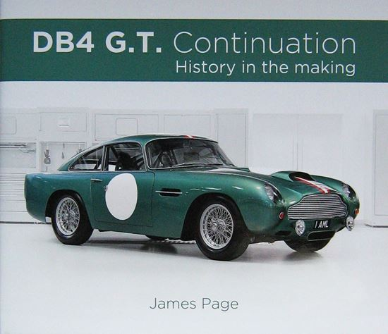 Picture of ASTON MARTIN DB4 G.T.CONTINUATION: History in the Making