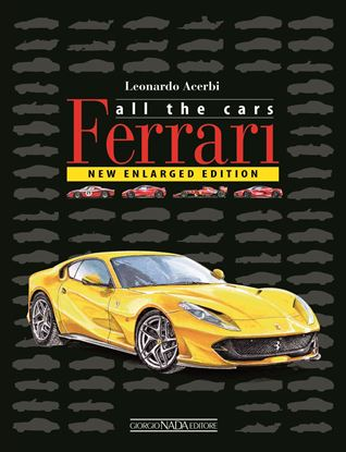 Picture of FERRARI ALL THE CARS New enlarged edition (2019)