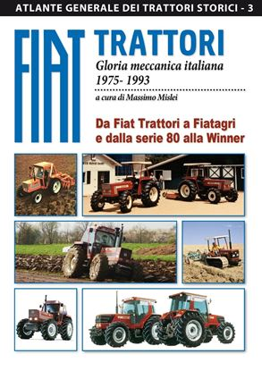 Picture of FIAT TRATTORI 3 - Gloria Meccanica Italiana 1975-1993