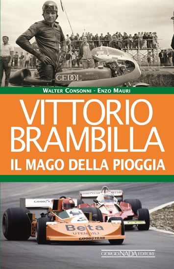 Picture of VITTORIO BRAMBILLA Il mago della pioggia - COPIA FIRMATA DALL'AUTORE! / SIGNED COPY BY THE AUTHOR!
