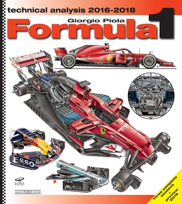Picture of FORMULA 1 2016-2018 Technical Analysis (with 2019 preview)