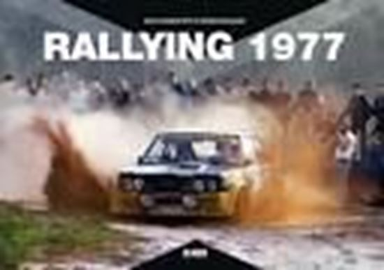 Immagine di RALLYING 1977 EVERYTHING YOU WANT TO KNOW ABOUT THE 1977 RALLY SEASON