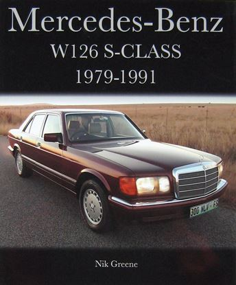 Picture of MERCEDES BENZ W126 S-CLASS 1979-1991