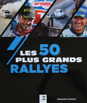 Immagine di LES 50 PLUS GRANDS RALLYES