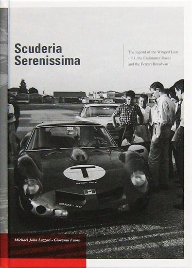 Picture of SCUDERIA SERENISSIMA The legend of the Winged Lion between F.1, the Endurance Races and the Ferrari Breadvan