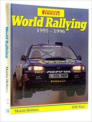 Immagine di WORLD RALLYING PIRELLI N. 18 1995/1996