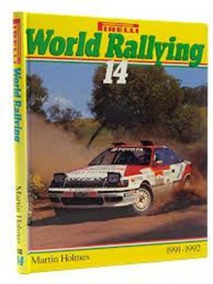 Immagine di WORLD RALLYING PIRELLI N. 14 1991/1992