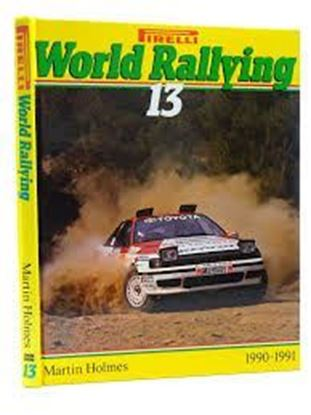 Immagine di WORLD RALLYING PIRELLI N. 13 1990/1991