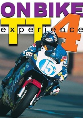 Picture of TT ON BIKE EXPERIENCE 4 (Dvd)