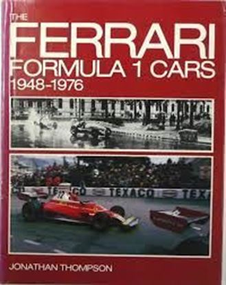 Immagine di THE FERRARI FORMULA 1 CARS 1948-1976