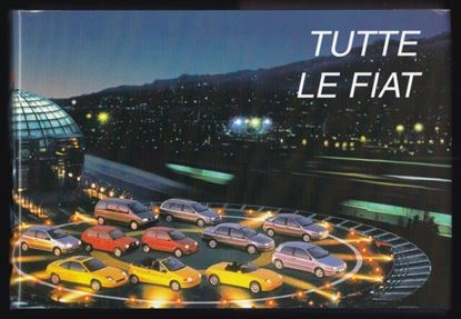 Picture of TUTTE LE FIAT 1899/1996