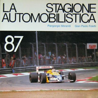 Picture of LA STAGIONE AUTOMOBILISTICA 87