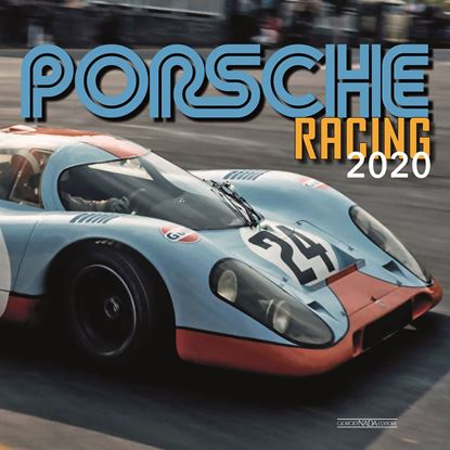 Immagine di CALENDARIO 2020 PORSCHE RACING