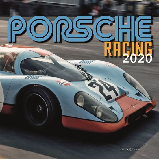 Picture of CALENDARIO 2020 PORSCHE RACING
