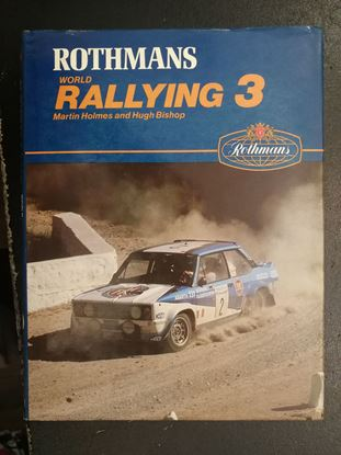 Immagine di WORLD RALLYING ROTHMANS N. 03 1980/1981