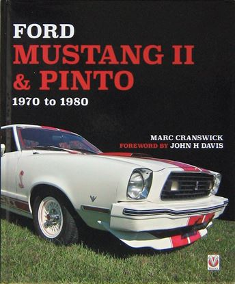 Immagine di FORD MUSTANG II & PINTO 1970 TO 1980