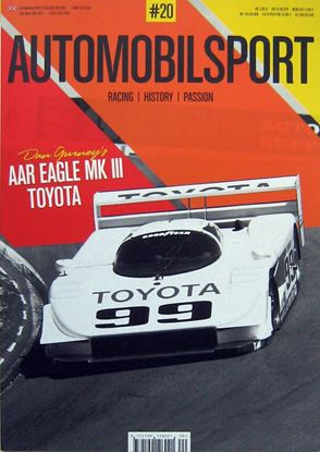Picture of AUTOMOBILSPORT N.20: Special AAR Eagle MK III Toyota