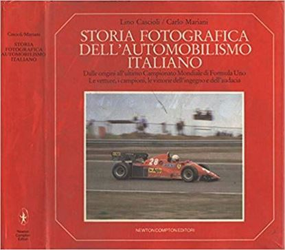 Picture of STORIA FOTOGRAFICA DELL'AUTOMOBILISMO ITALIANO