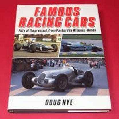 Picture of FAMOUS RACING CARS: fifty of the greatest from Panhard to Williams-Honda