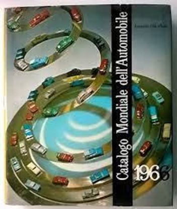 Immagine di CATALOGO MONDIALE DELL'AUTOMOBILE 1966