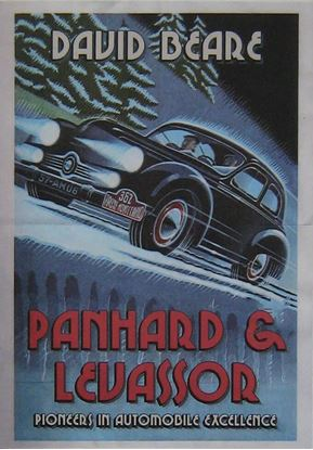 Picture of PANHARD & LEVASSOR: PIONEERS IN AUTOMOBILE EXCELLENCE