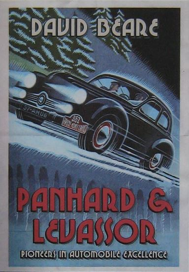 Immagine di PANHARD & LEVASSOR: PIONEERS IN AUTOMOBILE EXCELLENCE
