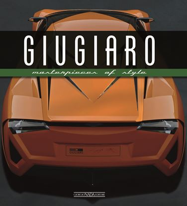 Picture of GIUGIARO Masterpieces of Style - COPIA FIRMATA DALL'AUTORE/SIGNED COPY BY THE AUTHOR