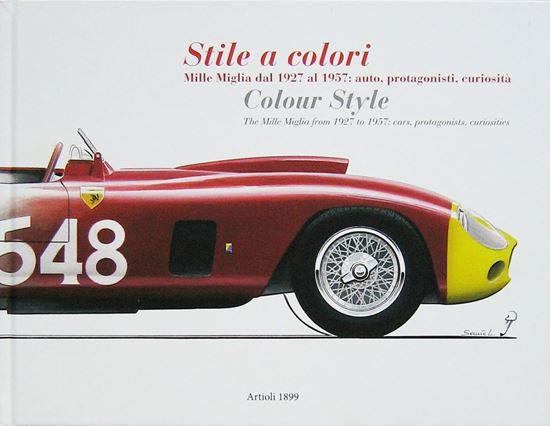 Picture of COLOR STYLE The Mlle Miglia from 1927 to 1957 Cars Protagonists Curiosities