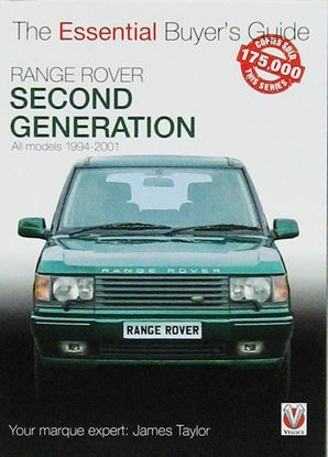 Immagine di RANGE ROVER SECOND GENERATION 1994-2001:  THE ESSENTIAL BUYER'S GUIDE