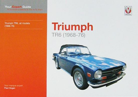 Picture of TRIUMPH TR6 1968-76: Your expert guide to common problems & how to fix them
