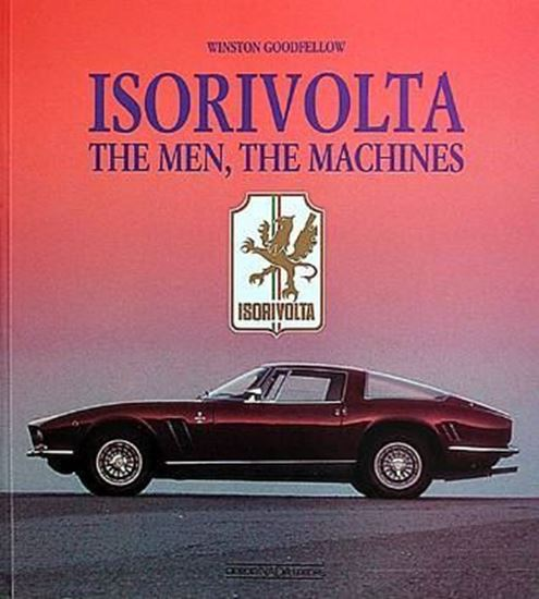 Picture of ISORIVOLTA THE MEN, THE MACHINES / COPIA FIRMATA DALL'AUTORE-COPY SIGNED BY THE AUTHOR