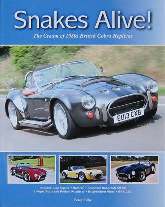 Immagine di SNAKES ALIVE! THE CREAM OF 1980s BRITISH COBRA REPLICAS