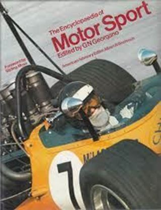 Immagine di THE ENCYCLOPEDIAOF MOTOR SPORT