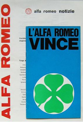 Picture of L'ALFA ROMEO VINCE