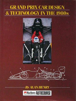 Immagine di GRAND PRIX CAR DESIGN & TECHNOLOGY IN THE 1980s