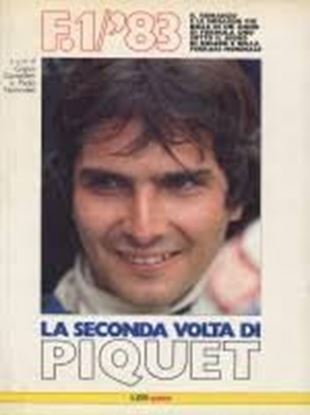 Picture of F.1 '83 LA SECONDA VOLTA DI PIQUET
