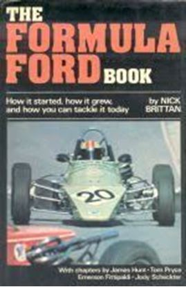 Picture of THE FORMULA FORD BOOK