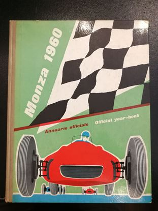 Picture of MONZA 1960 ANNUARIO UFFICIALE