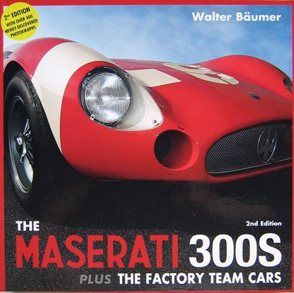 Picture of THE MASERATI 300S