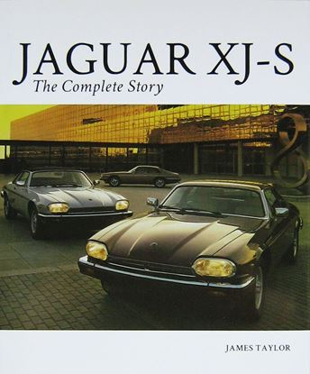 Immagine di JAGUAR XJ-S: THE COMPLETE STORY