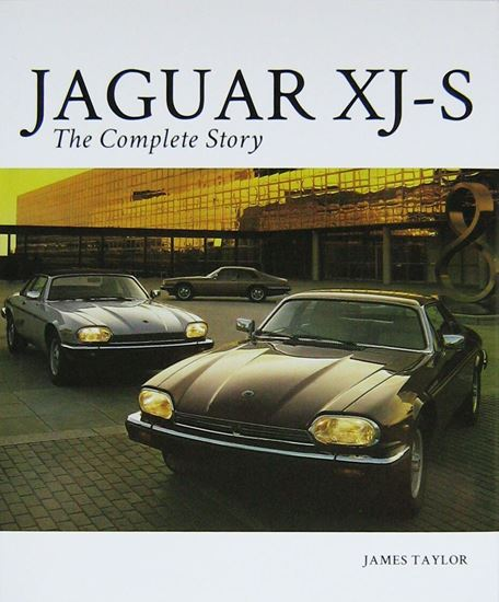 Picture of JAGUAR XJ-S: THE COMPLETE STORY