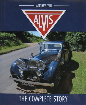 Picture of ALVIS: THE COMPLETE STORY