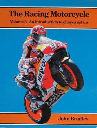 Immagine di THE RACING MOTORCYCLE VOL.3: AN INTRODUCTION TO CHASSIS SET UP