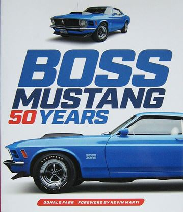 Picture of BOSS MUSTANG: 50 YEARS
